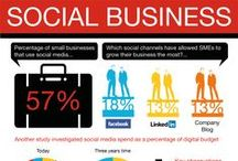 Social Media Infographics / Tips and tactics shared through images and infographics
