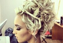 hair for my wedding