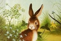Bunny / There was once a small girl called Bunny......... / by Norma Ryan