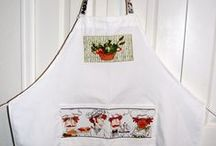 Sewing Aprons is FUN!