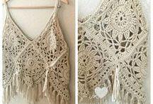 Crochet / Various crochet patterns
