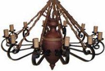 Lámparas rústicas / Lámparas rústicas de nuestra marca y con venta online en nuestro tienda www-rustiluz.com