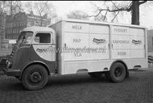 Keep on truckin / As an impression we show this small set vintage Truck images from our collection. Images dating back from the early 1900s up to the 1970s all from original negatives. All our images can come in any size and cropping. Free of scratch and dust. Contact us for more info.