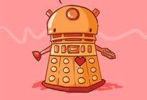 Doctor Who / Fantastic!, Allons-y!, Geronimo! <3