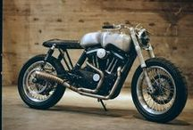Motorcycle Inspiration! / by Dharma Bums