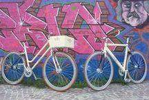 BC...da Gino osteria / Biciclette fixed single speed Bike cycle