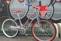 BCAmericana...Bruno Accessori Jesolo Beach / Biciclette fixed single speed Bike cycle