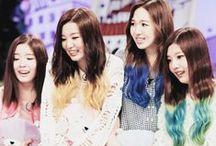 Red Velvet / Irene ✪ Seulgi ✪ Wendy ✪ Joy
