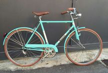 BC bianchi / Biciclette fixed single speed Bike cycle