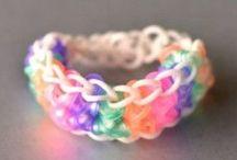 Rainbow loom / by Brenna Grindstaff-Seely