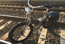 BC HD / Biciclette fixed single speed Bike cycle