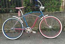 BC americana man / Biciclette fixed single speed Bike cycle