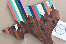 H&H Reclaimed Texas Wall Hangings / Hemlock & Heather Reclaimed Wall Hangings