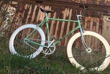 BC Bianchi Corsa / Biciclette fixed single speed Bike cycle
