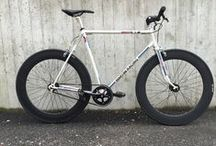 BC Rossignol/Martini / Biciclette fixed single speed Bike cycle