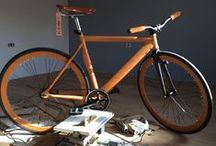 BC wood / Biciclette fixed single speed Bike cycle