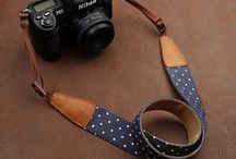 Super Cute Camera Straps / Camera straps that will have you shooting in style!
