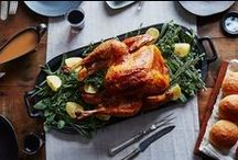 Thanksgiving / Mouth-watering recipes for a cozy, relaxed Thanksgiving.