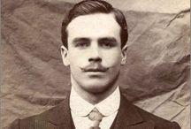 Vintage pictures men. / Vintage pictures men.