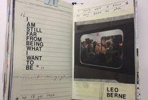 Artbook // Scrapbook // Notebook (ノ◕ヮ◕)ノ*:・゚✧ / ideas for my notebook etc.