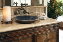Bathrooms / by Patty Weyant