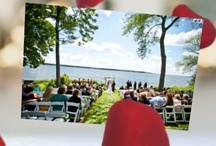Lakeside Weddings / Green Lake provides the perfect backdrop for the wedding of your dreams. Heidel House Resort & Spa's diverse spaces, abundant amenities and impeccable service will help make your special day unforgettable. Follow pinterest.com/heidelweddings for detailed ideas, tips and fun straight from our wedding experts.  / by Heidel House Resort & Spa