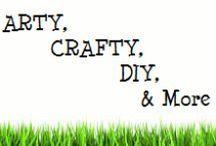 Arts, Crafts, DIY & More