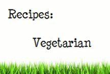 Recipes - Vegetarian / Delightful veggie offerings