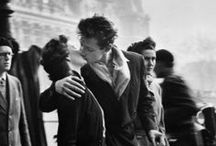 Photos de Robert Doisneau... / Paris d'hier...noir et blanc...