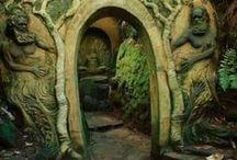 Portals and Star Gates