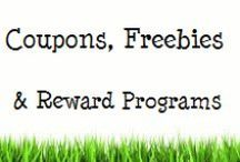 Coupons, Freebies and Deals