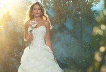 Wedding dresses / These beautiful creations will inspire you to make your own....