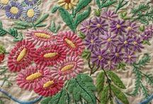 Embroidery I like / Embroidery