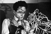 ART  *Jean Cocteau* / Jean Maurice Eugène Clément Cocteau( 1889-1963) French poet, novelist,   dramatist, designer, playwright, artist and filmaker...                       Jean Cocteau  est un poète français, artiste aux multiples talents, graphiste, dessinateur, dramaturge , cinéaste...