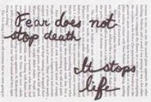 speaking words of wisdom