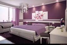 Bedroom Ideas!! / by Nhu Le Nguyen