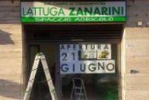 Giugno 2014: Inaugurazione Spaccio a Modena / 21 Giugno 2014 Inaugurazione Spaccio a Modena in Via Emilia Est 159  www.lattugazanarini.com -   #km0 #freschezza #sapore #territorio
