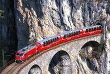Photos of train(Switzerland)