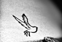Tattoos..<3 / by Isabeaul Cloward