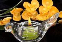 Glass Votive Holders / Glass Votive Candle Holders.