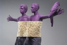 ART *sculpture-installations*