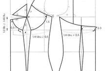 All about fashion/Pattern Making
