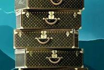 The Luxury of Luggage / Our favourite high end brands making travel look better than ever