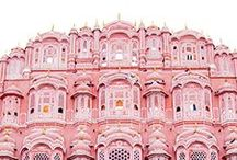 Think Pink / Our favorite pins in pink that inspire and influence luxury travel.