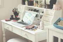 Make-Up / Pin board related to high end and high street makeup and collections, and looks