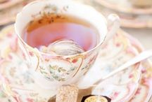 Afternoon Tea ☕️ / Afternoon tea, English rose and quaint inspirations