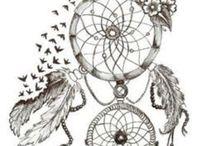 Tattoos / Feminine tattoos