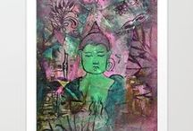 queer buddha! / Buddhist & proud...reinventing iconography, transcending gender