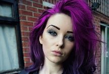 Colours I would like to dye my hair