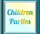 Children Parties / Parties, Parties, Parties!